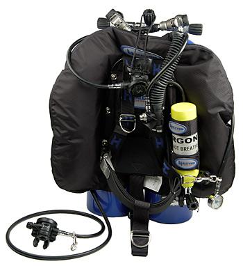 equipment configuration | gue  global underwater explorers