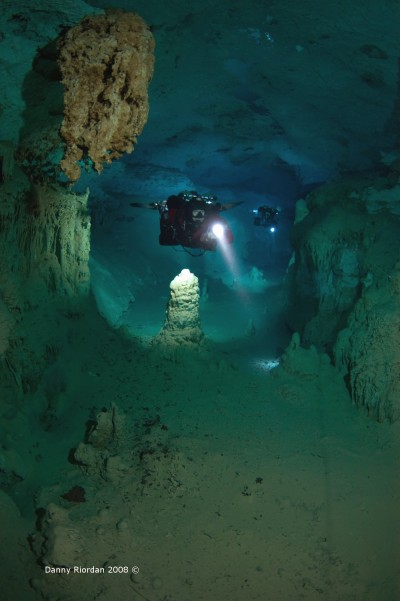 Mexico Cave Diving