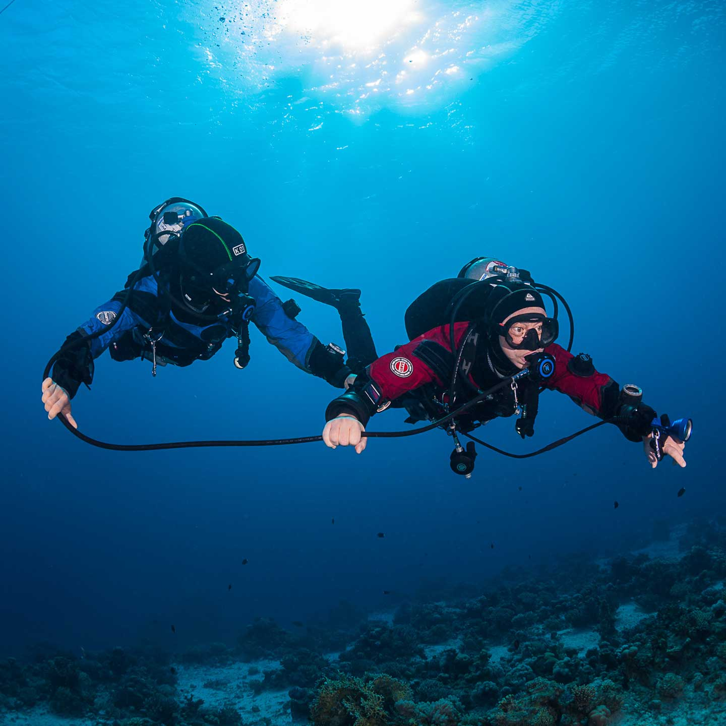 Global Underwater Explorers Gue