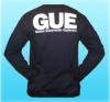 Long-Sleeve GUE T-shirt