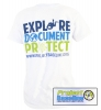 Ladies Explore, Document, Protect Shirt