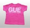 Pink GUE Toddler/Kid's Tee